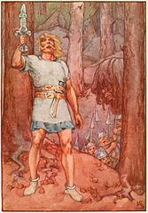 chivalric code in beowulf Sir gawain and the green knight is a classic example of the behaviors of the medieval knight and how the code of chivalry works within the courts the code of chivalry is shown throughout the text several times by sir gawain.