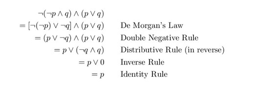 boolean algebra rules theorems properties examples. Black Bedroom Furniture Sets. Home Design Ideas