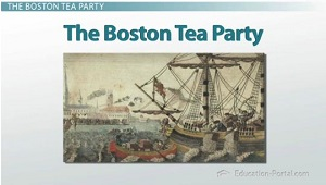 research papers on the boston tea party