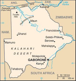 Okavango Delta Facts: Lesson for Kids | Study.com