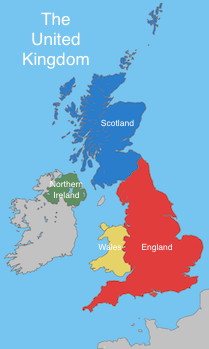 Kids Map Of England.The British Isles Lesson For Kids Geography Facts Study Com