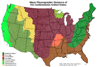 Physiographic Regions Definition Features Factors Studycom - Us physiographic regions map