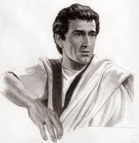 When is Brutus called noble in Julius Caesar?