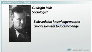 wright mills claimed that the sociological imagination transformed