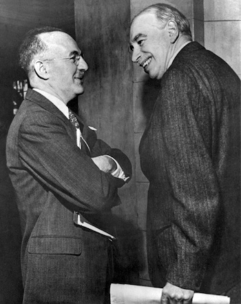 Architects of the Bretton Woods Agreement