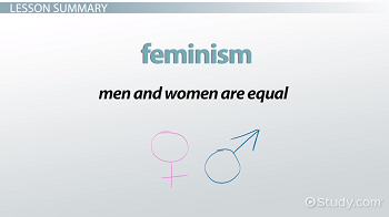 What is Feminist Theory? - Definition & Overview - Video & Lesson ...