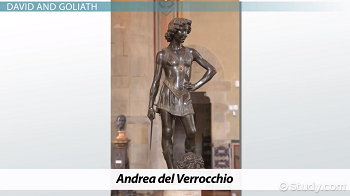 State of David, by Andrea del Verrocchio