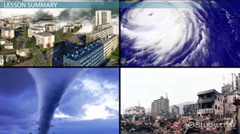 definition of natural disaster pdf