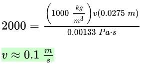 Reynolds Number: Definition & Equation - Video & Lesson Transcript