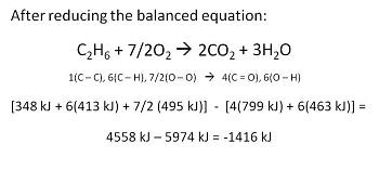 Bond Energy Definition Equation Calculations Studycom