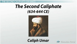 Caliph Umar Portrait