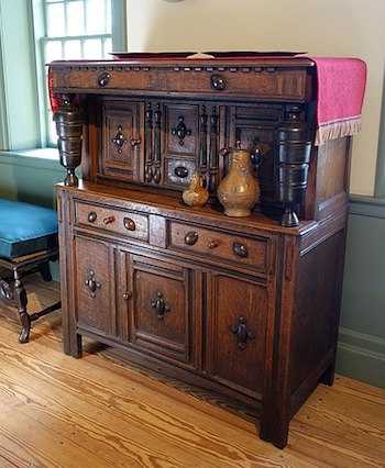 Seventh Century Style Cabinet