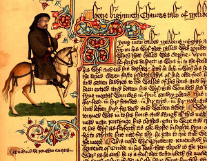 in the prologue of chaucers the canterbury tales