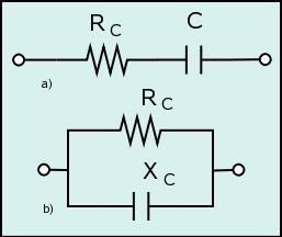 How To Find Equivalent Capacitance Of A Network Of