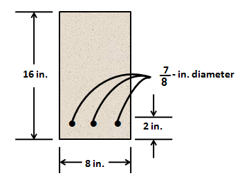 Determine the largest allowable bending moment in the beam