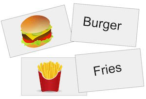 ESL Fast Food Vocabulary | Study com