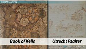 carolingian art