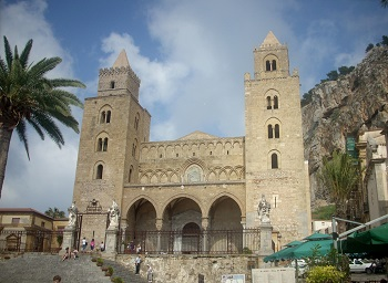 Cefalu cathedral history architecture study the cefalu cathedral in cefalu sicily fandeluxe Images