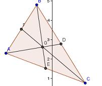 Centroid Definition Theorem Formula Video Lesson Transcript