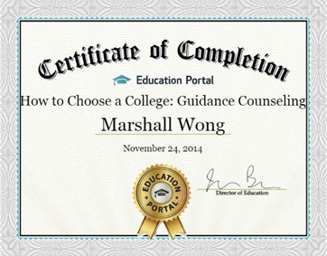 Degree completion certificate etamemibawa degree completion certificate how can i use study com courses to homeschool yadclub Gallery