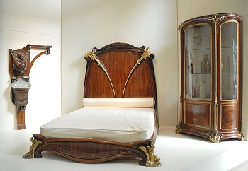 Bedroom Furniture by Louis Majorelle