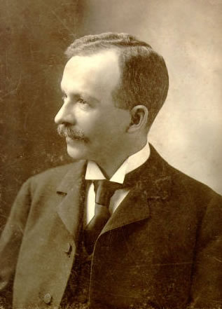 Portrait of Charles Chesnutt