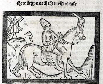 chaucer canterbury tales monk essay