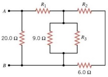Tremendous Determine The Equivalent Resistance Between The Points A And B For Geral Blikvitt Wiring Digital Resources Geralblikvittorg
