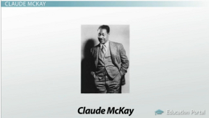 america by claude mckay tone