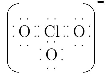 ClO3- Lewis structure on Make a GIF  |Clo Lewis Structure
