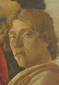 Self-Portrait of Botticelli
