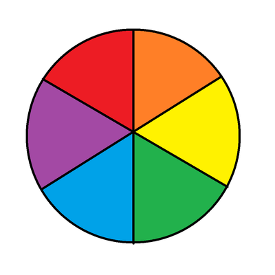 Name This Diagram The Color Wheel