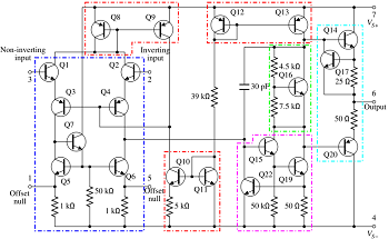 Circuit Diagrams Can Get Very Complex