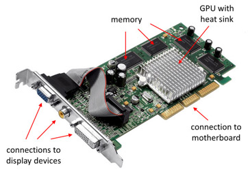 What Is a Video Card? - Function, Definition & Types - Video
