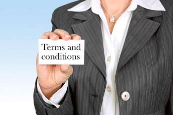 Make sure the addendum complies with the previous terms & conditions of the contract.