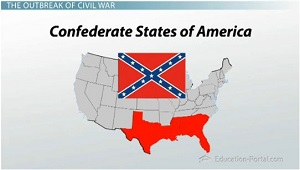 union and confederate advantages in the civil war