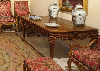 French Provincial Table