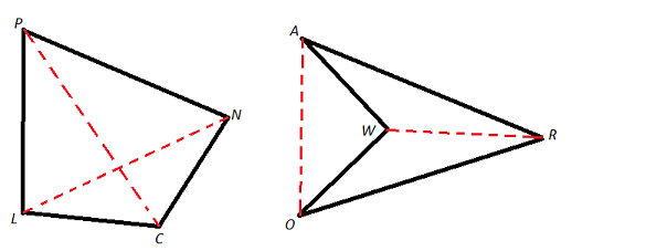What is a quadrilateral definition properties types examples comparing convex and concave quadrilaterals ccuart Images