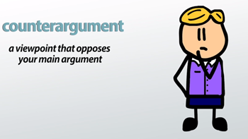 examples of counter argument sentences