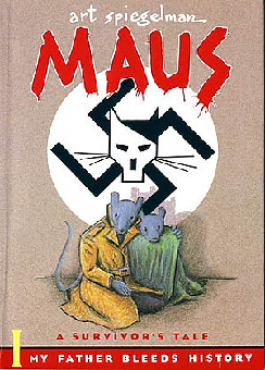 Cover of __Maus__