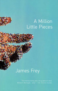Cover of __A Million Little Pieces__