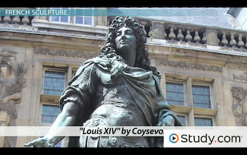 statue of louis xiv by coysevox