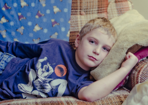 Lack of sleep can leave your ADHD child restless and moody.