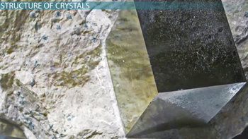 Crystal: Definition, Types, Structure & Properties - Video