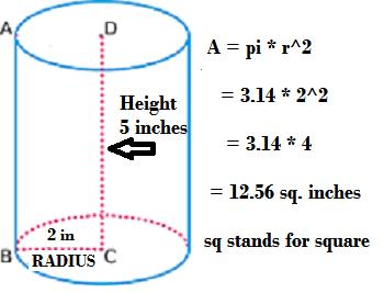 Cpm Homework Help Volume For Cylinder