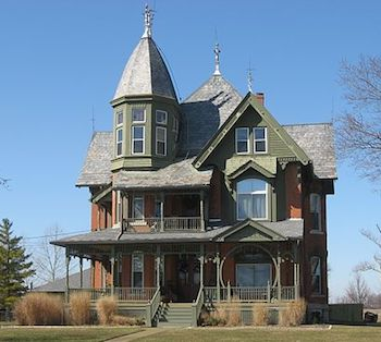 Queen Anne architecture example