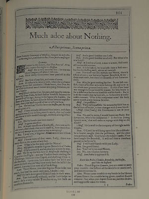 much ado about nothing essay introduction