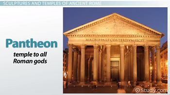 Comparing Roman Amp Greek Temples Amp Sculpture Video