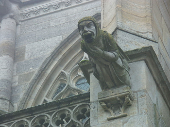 Gargoyles in Gothic Architecture | Study.com