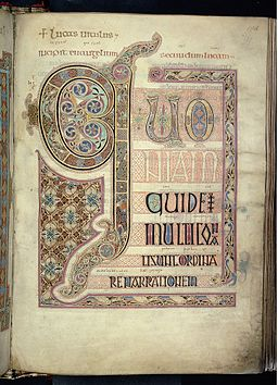 incipit page
